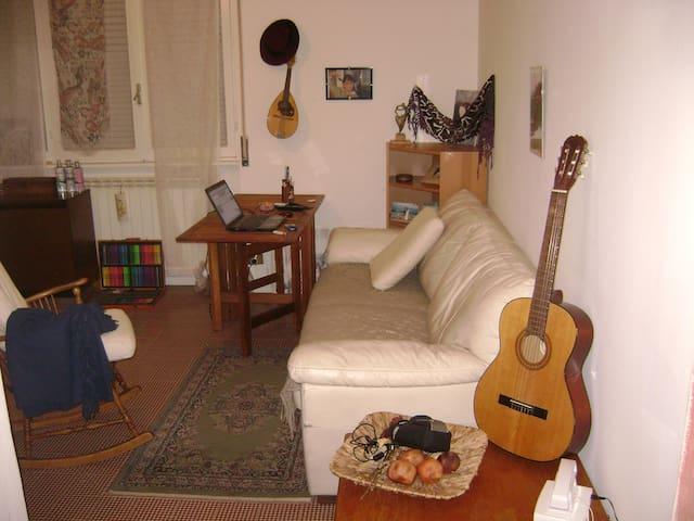 Affito stanza matrimoniale  - Canzo - Apartament
