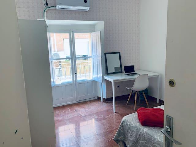 Maravillosa habitación en el corazón de Sevilla