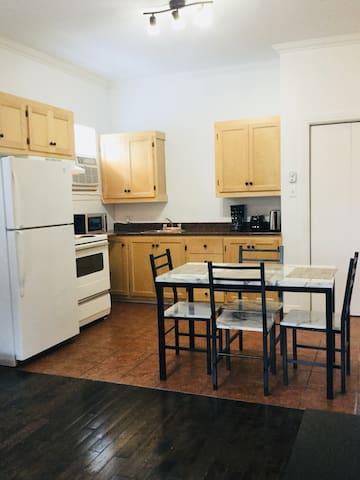 Appartement sur la 3e avenue