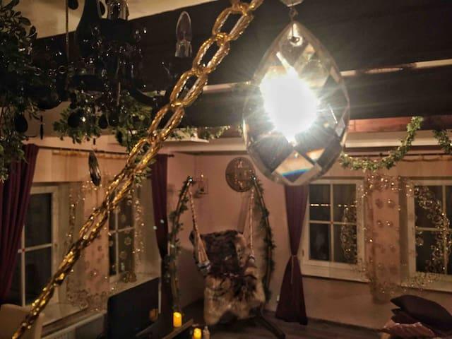 #BEST LOCATION# Praha Magic Garden Room N1