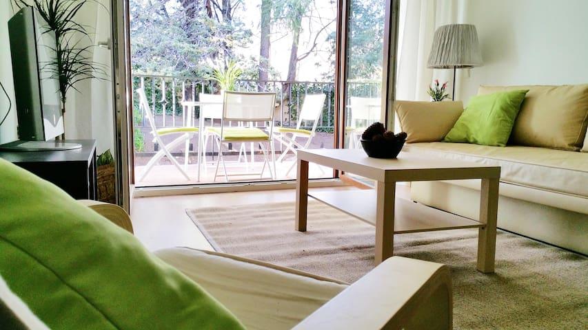 Piso cómodo, ideal para disfrutar  - El Escorial - Appartement