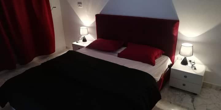 Un appartement de vacances très intime