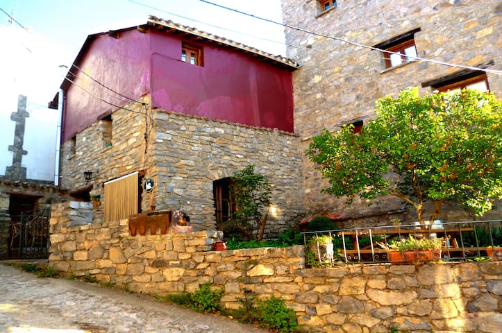 House with charm for 6 pax 2-adic - Trevijano