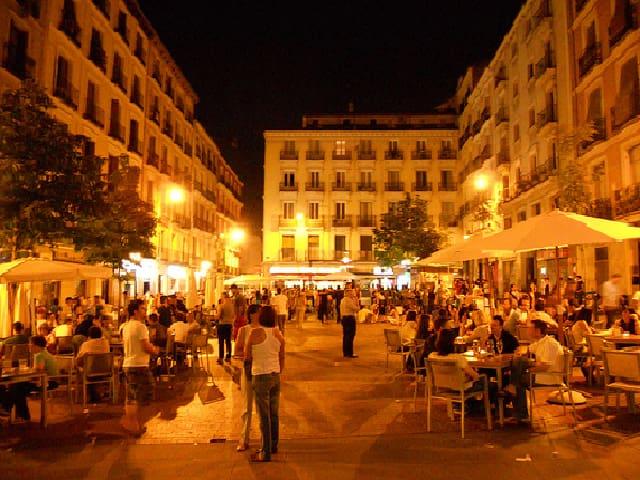 Plaza Chueca