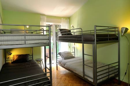Carcavelos Surf House - Shared Room - Carcavelos - Bed & Breakfast