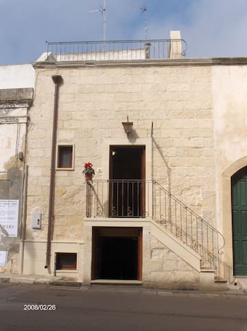 Casa Modoni - Palmariggi - Byt