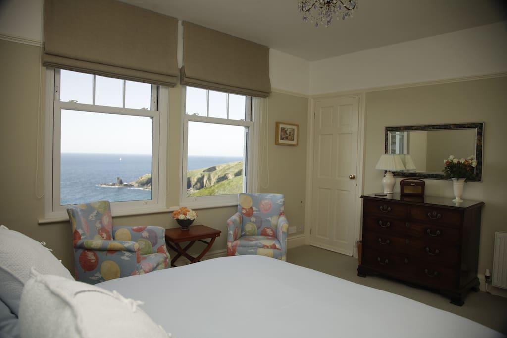 Quarterdeck Room Sea view