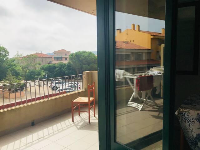 Mini alloggio di due stanze a Palau, Sardegna