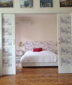 Central luxury flat, 2 mins walk from main square - Apartment