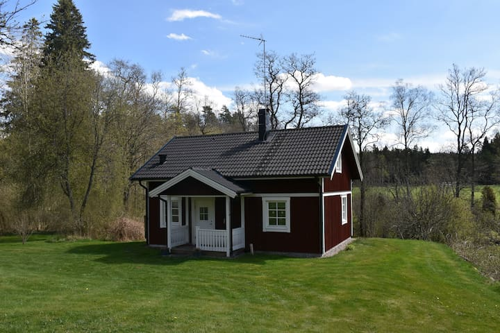 Modern cottage in mill environment - Vetlanda SV - Casa