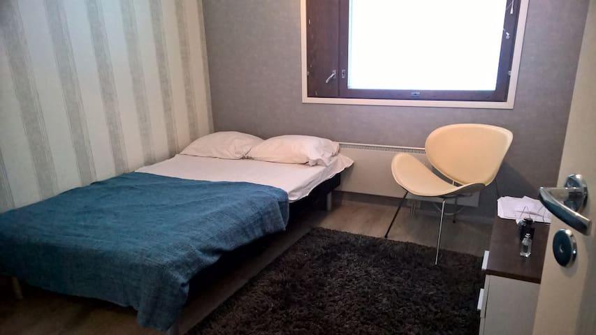 Bedroom near Rovaniemi, 20km - Rovaniemi