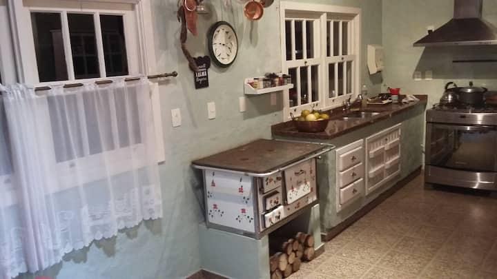 Quarto individual em casa estilo Provence