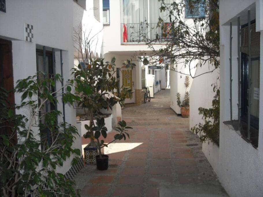 callecita apartamento