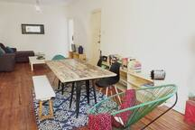 Hipster Penthouse Loft Condesa