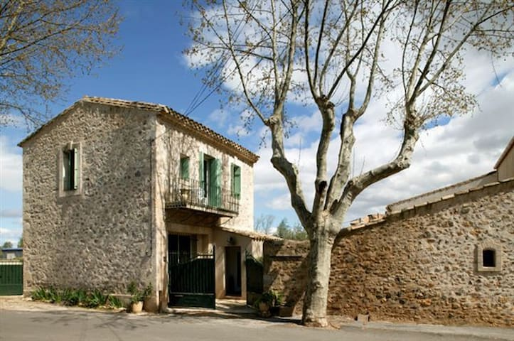 Oskar -Village house near Pezenas - Usclas-d'Hérault - วิลล่า