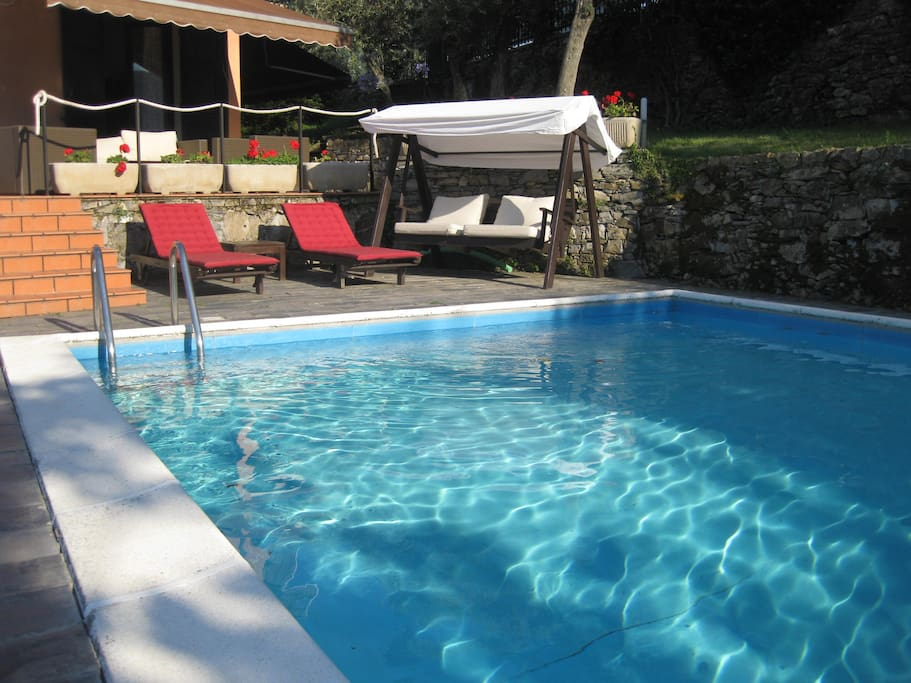 Apartment In Villa With Pool Sauna Apartments For Rent