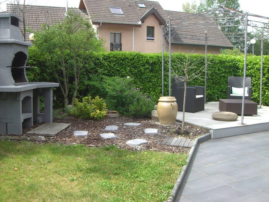 Maison proche annecy lac montagne maisons louer for Annecy maison a louer