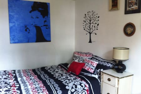 Comfort private room for a female - Lynbrook - Maison