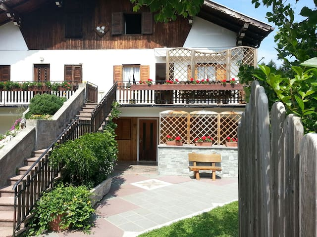 Trentino - Mountain Home - Villa Lagarina - อพาร์ทเมนท์