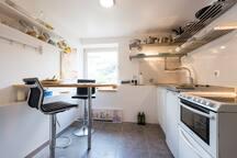 apartment (75qm) in charming Villa