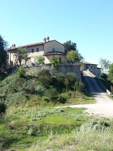 """""""Il Borgo Fiorito"""" - Valfabbrica - Appartement"""