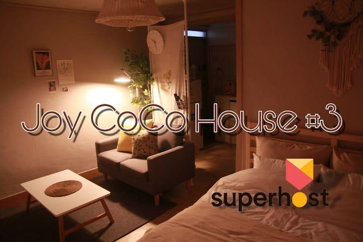 Joy COCO House #3
