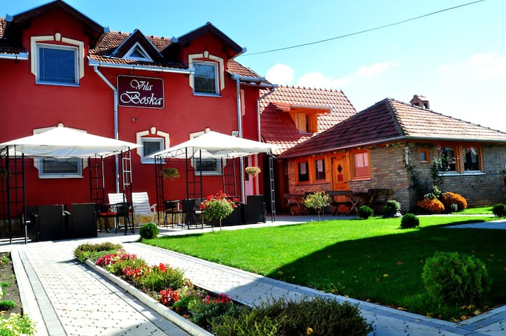 Vila Boska Palic - Palić