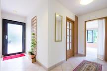 Entrance - corridor