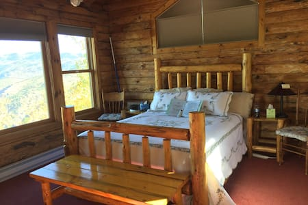 Master suite in Evergreen CO
