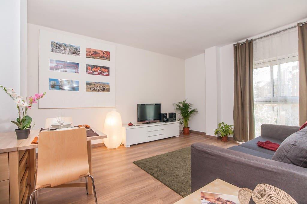 Sunny apartment sagrada familia 4 appartamenti in for Appartamenti barcellona affitto vacanze