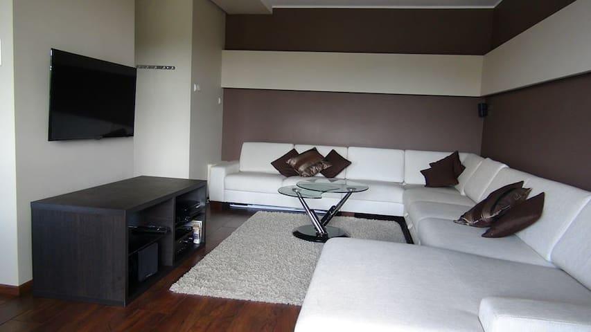 nowoczesny apartament do wynajecia  - Danzig