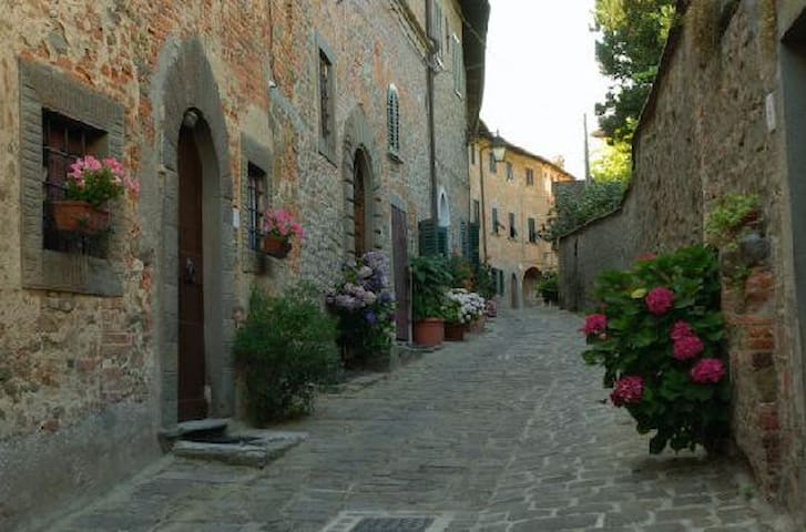 Tuscany: history,art,italian taste 4/5 guests - Colle di Buggiano - Huis