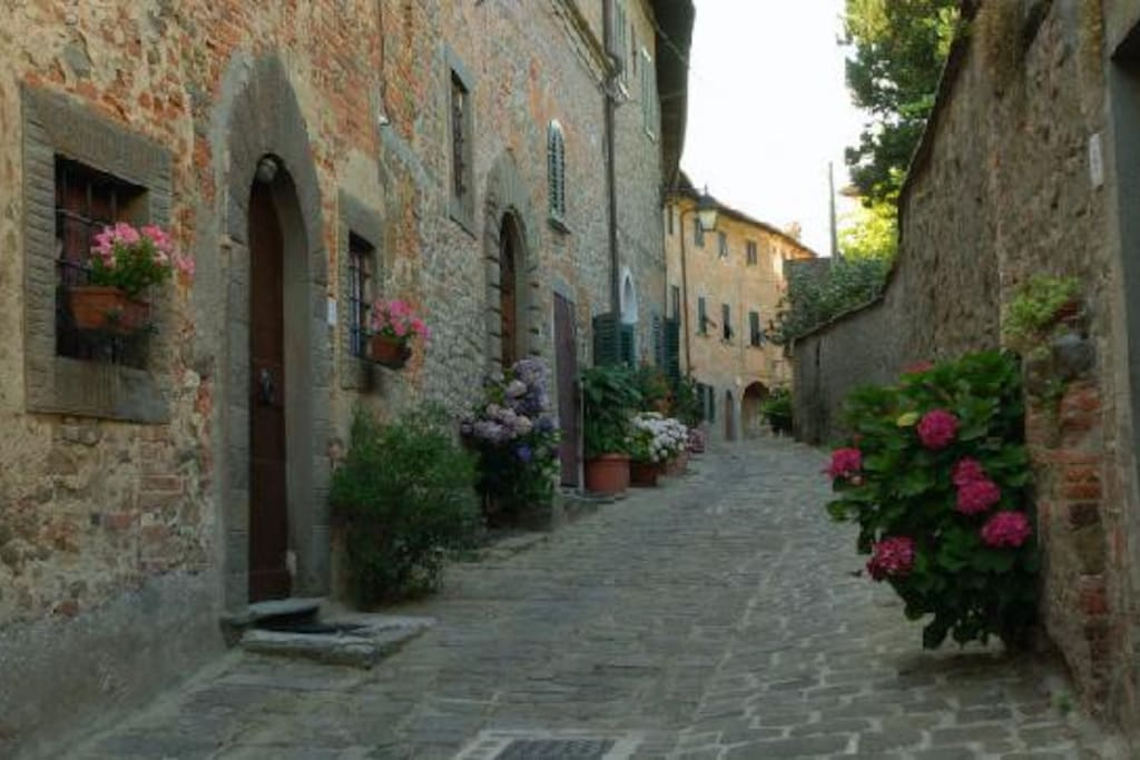 tuscany history art 5 6 guests with balcony apartments for rent in colle di buggiano tuscany. Black Bedroom Furniture Sets. Home Design Ideas