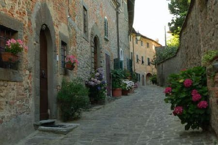 Tuscany: history,art,italian taste 4/5 guests - Colle di Buggiano