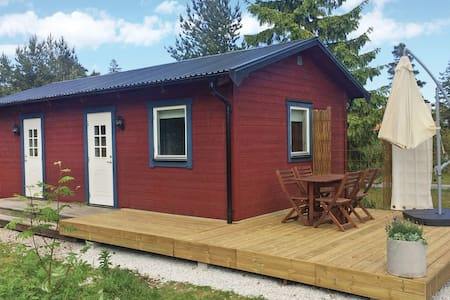 Bedrooms Cottage in  #1 - Visby