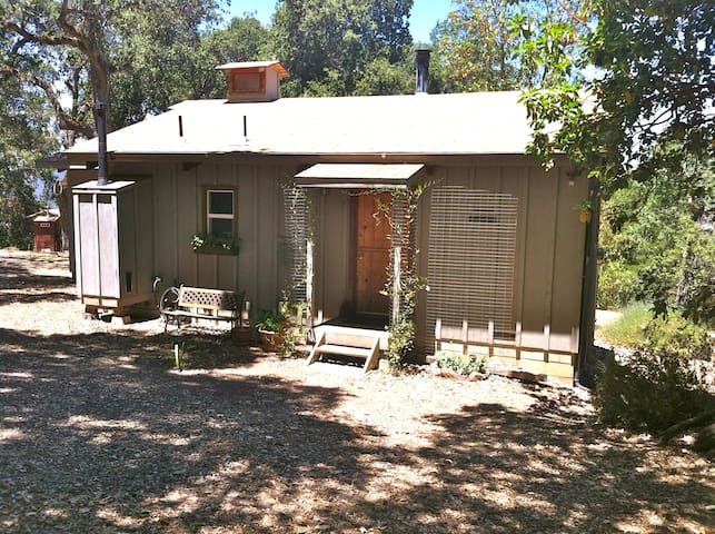 Cottage in the Woods--Carmel Valley