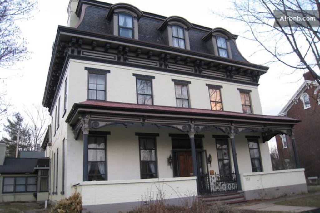 Allegheny Street Bed & Breakfast.