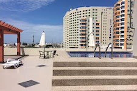 Beautiful&Comfy apartment at beach - Salinas - Lakás