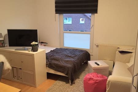 Zimmer in Mädels-WG nahe der Uni - Apartament