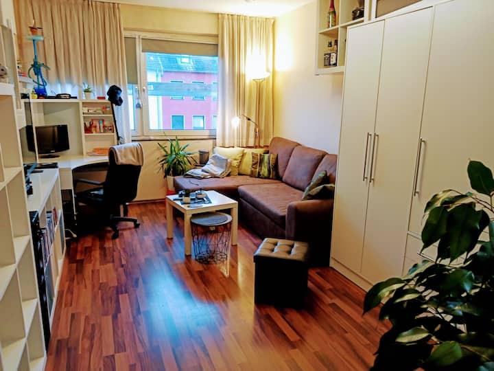 Appartement Aachen Hansemannplatz Citynah ❤️💚🧡