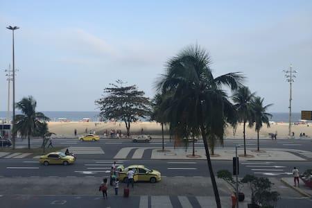 Vista para o Mar Copacabana - Rio de Janeiro - Apartment