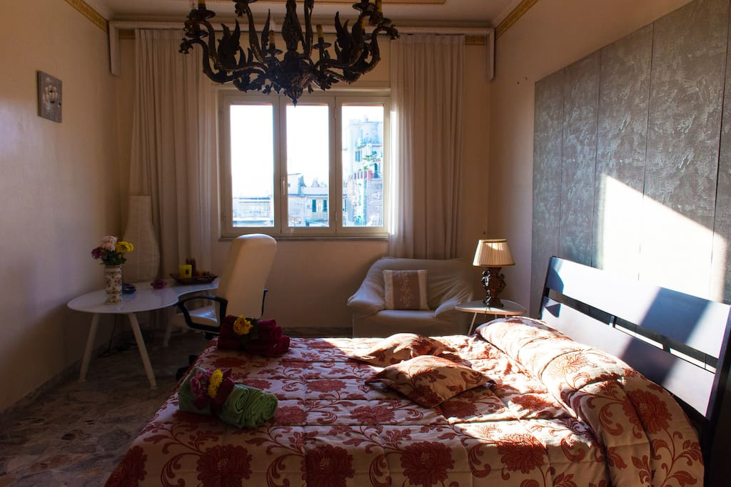 Camere da letto 1/ Bedroom 1