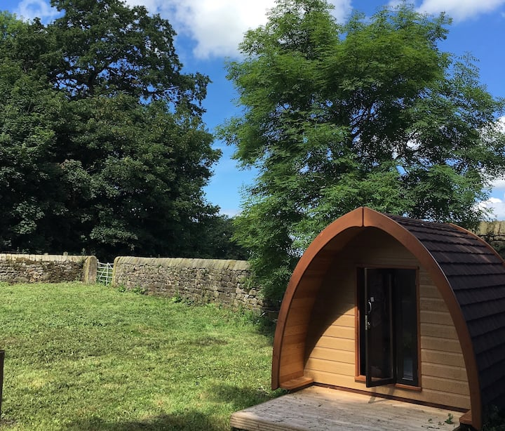 Wyresdale Park Camping Pod 1