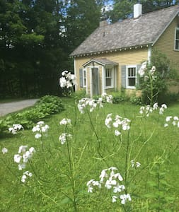 This 2 bedroom, 2 bath home is carefully decorated, cozy and clean. It is conveniently one mile from the Stratton Mountain access road and 20 minutes from Manchester Village, VT. If your looking for a place that feels like Vermont this is it!