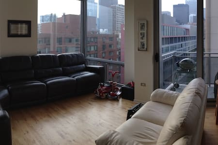 Luxury Dowtown Condo/Penthouse