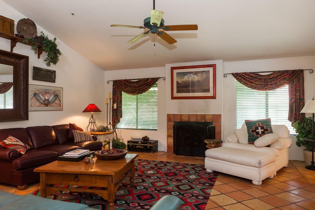 Quiet Garden North Scottsdale Home!