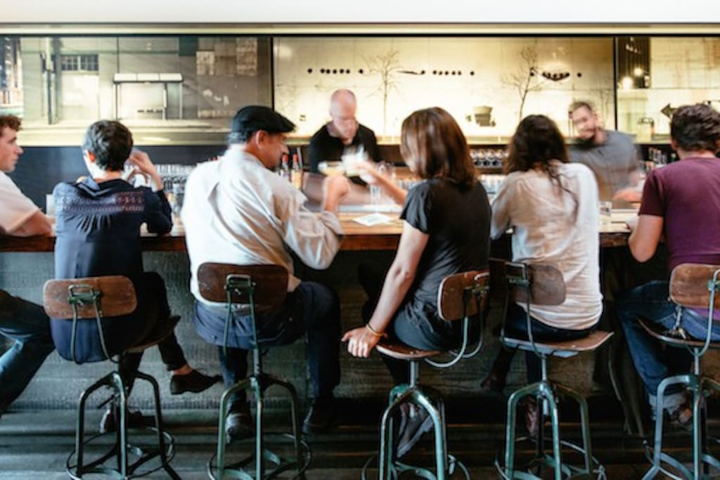 Photo of Bar Agricole in SoMa