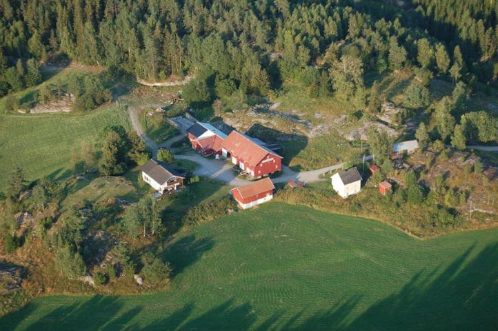 Farm stay in Norway