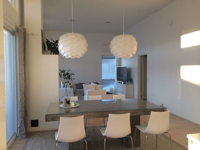 Modern spacious house - Oulu - Casa particular