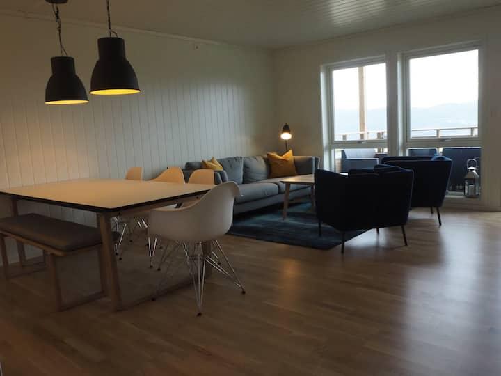 Stor leilighet på Voss